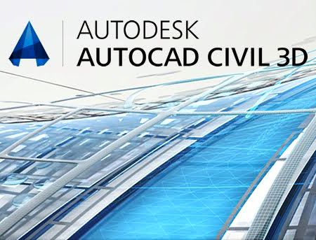 Logo de Autocad Civil 3D